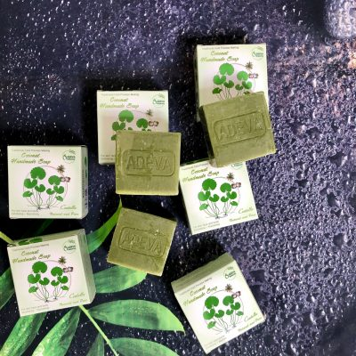 xà bông rau má handmade (1)