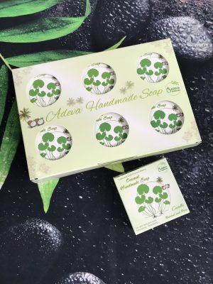 xà bông rau má handmade (4)
