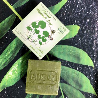 xà bông rau má handmade (2)