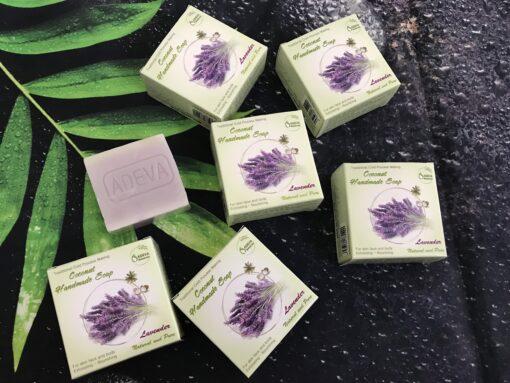 xà bông oải hương Adeva 3