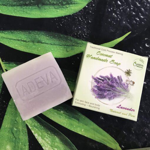 xà bông oải hương Adeva