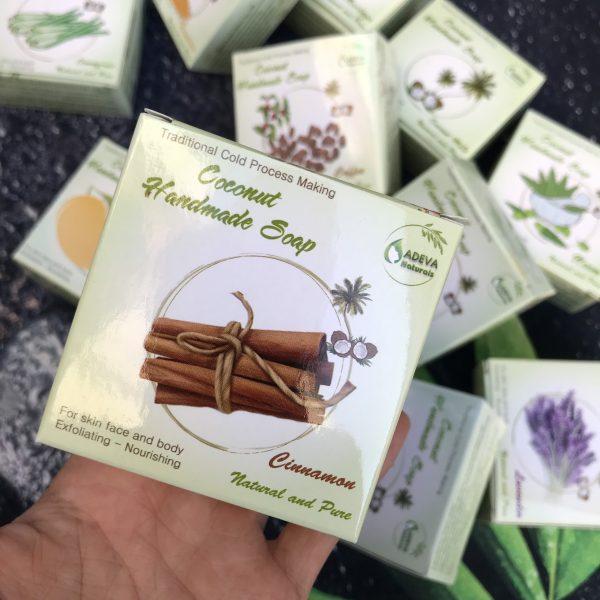 xà bông quế cinnamon