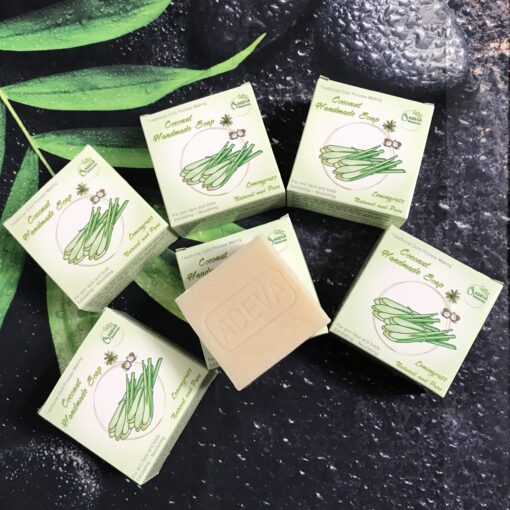 xà phòng handmade (17) - xà bông sả 3