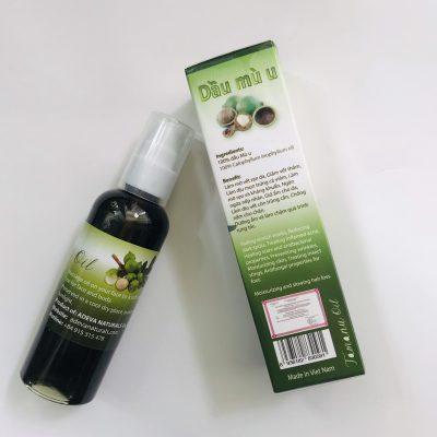 dầu mù u nguyên chất 3