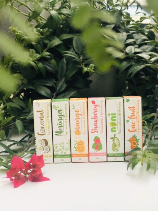 son dưỡng môi dừa - adeva lipbalm (1)